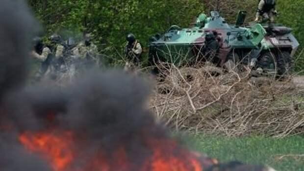 Кто воюет на стороне украинских силовиков