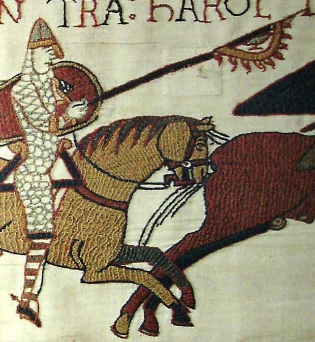 Как дрались викинги с англосаксами. Не в сериале, а на самом деле