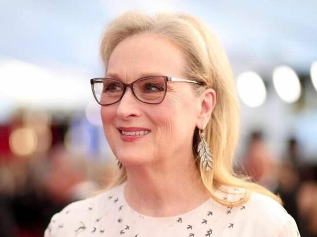 Уроки стиля от Мерил Стрип: как актрисе всегда удается выглядеть модно и элегантно