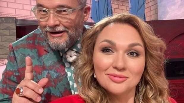 """Ангарская вышла на замену Бабкиной в телешоу """"Модный приговор"""""""
