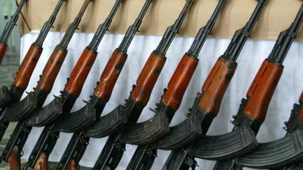 Какое оружие Россия продаёт в США?