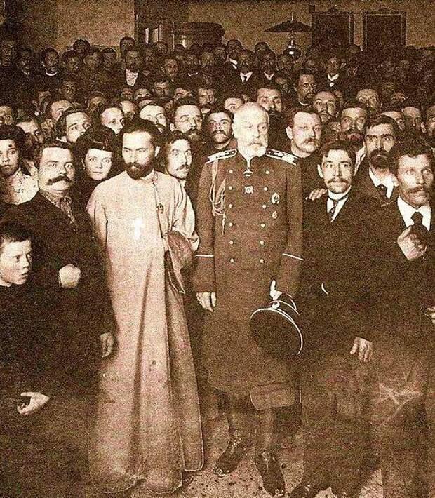 Несостоявшийся вождь революции. Почему убили Гапона