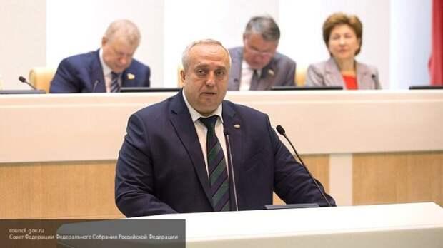 Клинцевич дал понять, что Киеву не стоит радоваться санкциям против «Северного потока-2»