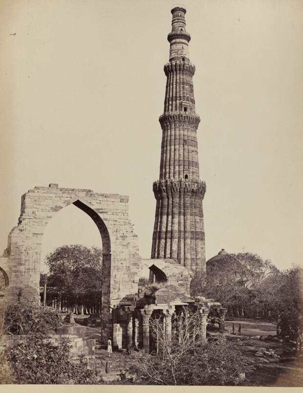 Albom fotografii indiiskoi arhitektury vzgliadov liudei 74