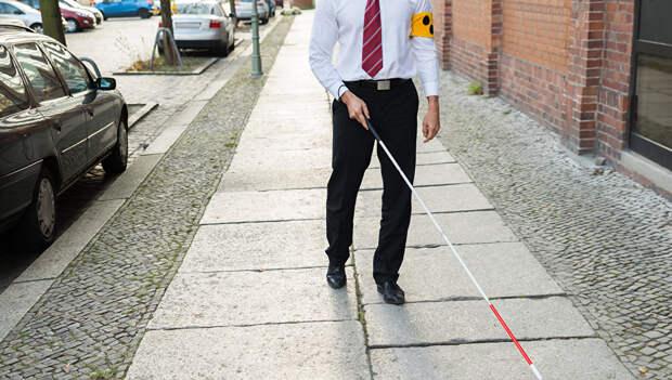 Картинки по запросу трости для слепых