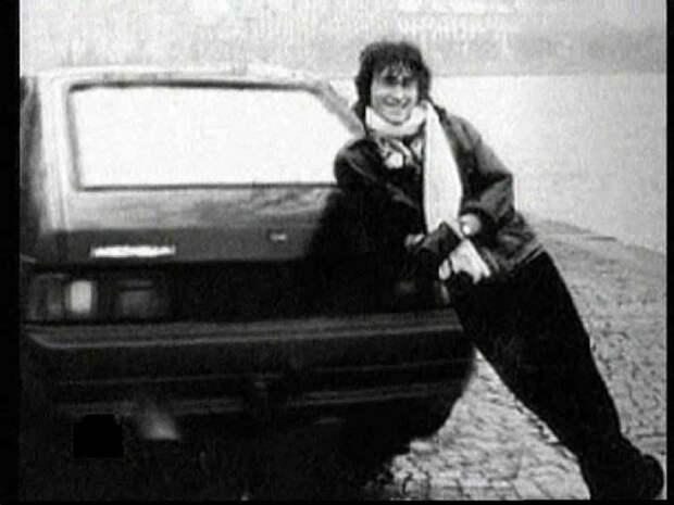 """Иосиф Пригожин, работавший в начале 90-ых личным водителем Юрия Айзеншписа, о """"Москвиче"""" Виктора Цоя."""