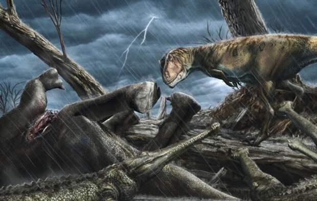 Ученые установили «самое опасное место в истории Земли»