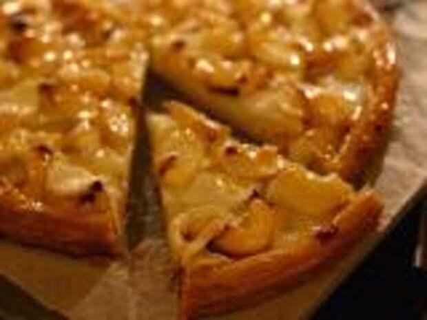 Как быстро и просто приготовить яблочный пирог