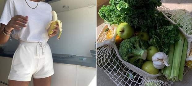 Как есть больше фруктов и овощей — эксперимент