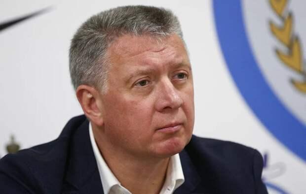 Президента легкой атлетики Дмитрия Шляхтина отстранили от должности