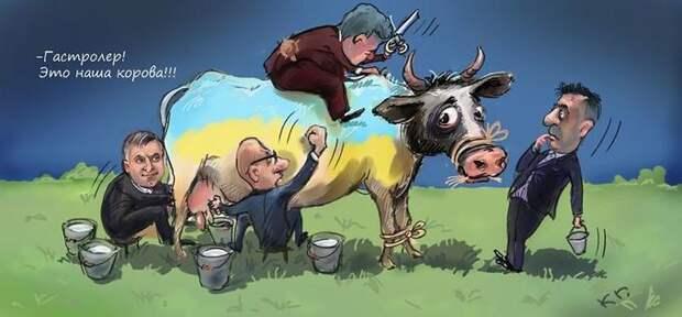 В Киеве опять весело: агенты Кремля пинают других агентов Кремля