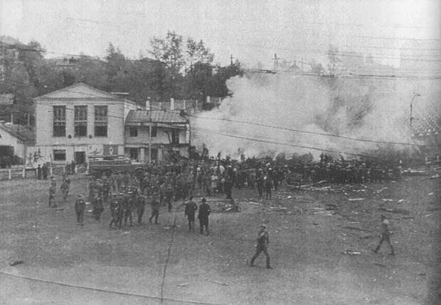 Засекреченная трагедия в Кирове: 50 лет назад рванувший раньше времени салют сжег 35 человек