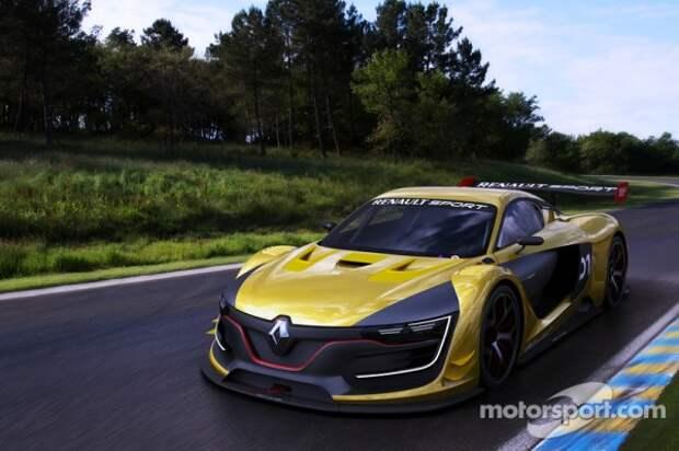 Renault R.S. 01 – рожденный побеждать
