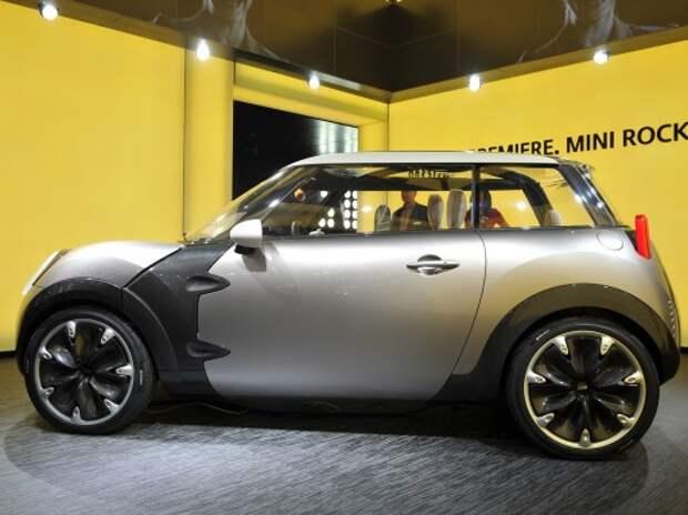 BMW и Toyota совместно выпустят бюджетный Mini