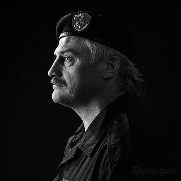 Ветераны спецназа (20 фото)
