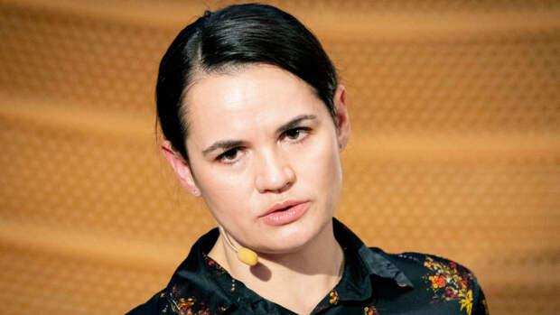 Тихановская просит США поместить Лукашенко в международную изоляцию