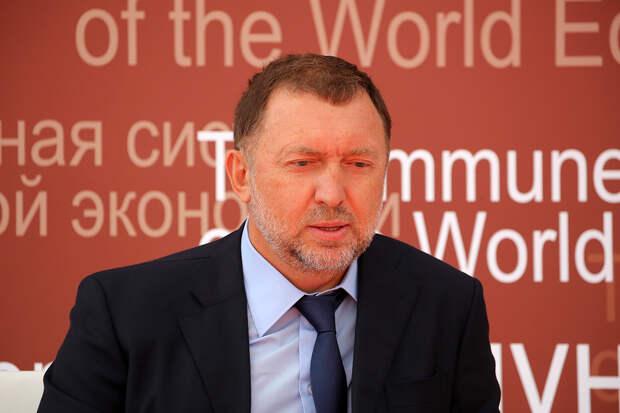 Дерипаска удалил сообщение о 80 млн нищих россиянах