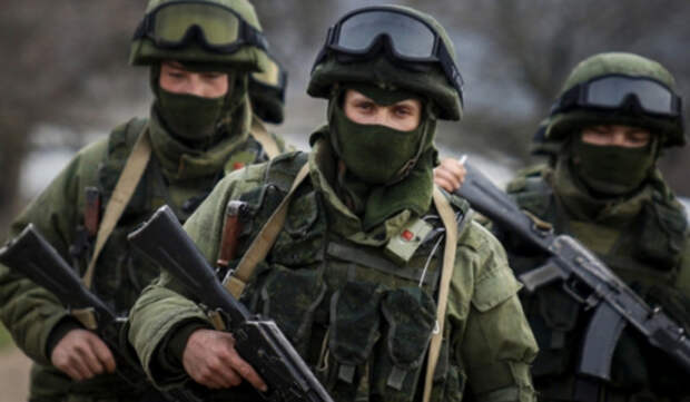 Военные соединения с Северного Кавказа переброшены в Крым