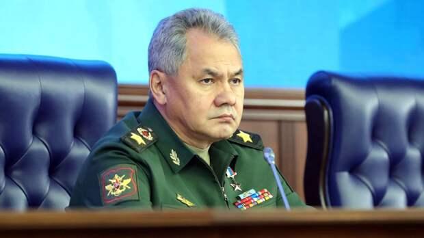 Шойгу: действия НАТО подталкивают войска ЮВО наращивать свои боевые возможности