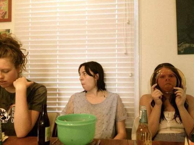 Прикольные и смешные картинки для хорошего настроения (11 фото)