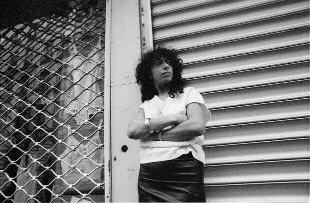 Труженицы секс-индустрии с улицы Сен-Дени. Фотограф Массимо Сормонта 42