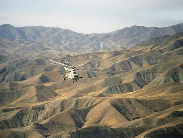 НАТО обещает поддержать Афганистан в борьбе с терроризмом с воздуха