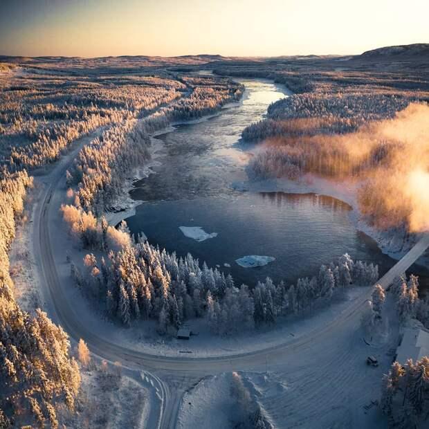Тобиас Хэгг путешествует и фотографирует нашу неповторимую планету