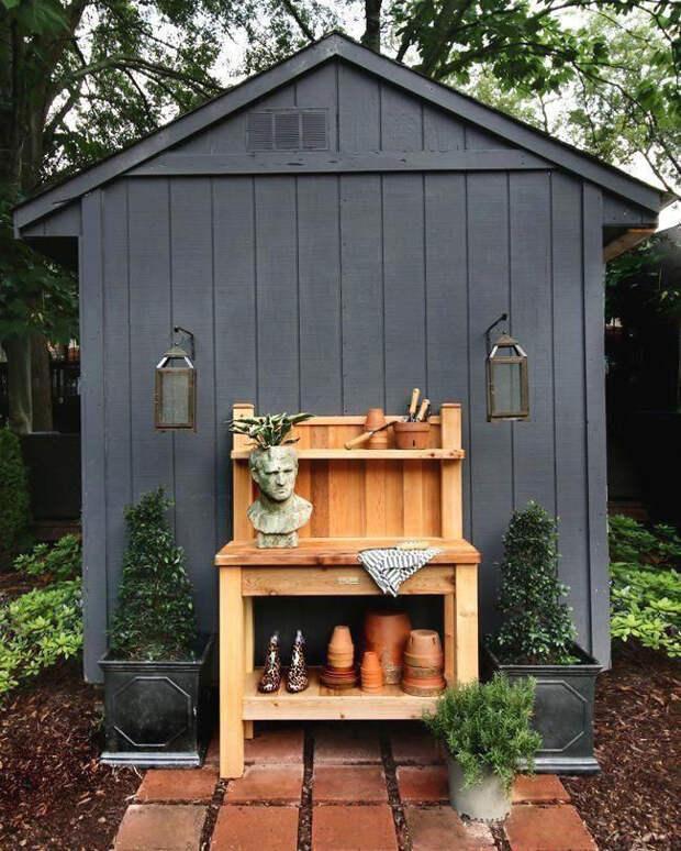Строим сарай на даче своими руками: пошаговая инструкция