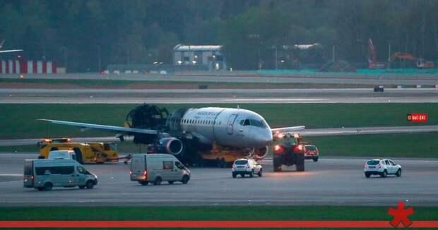 Погибшие пассажиры Sukhoi Superjet 100 не успели расстегнуть ремни — ТАСС