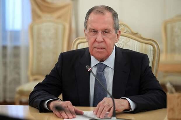 Лавров пошутил о втором месте России по «вмешательству» в дела США
