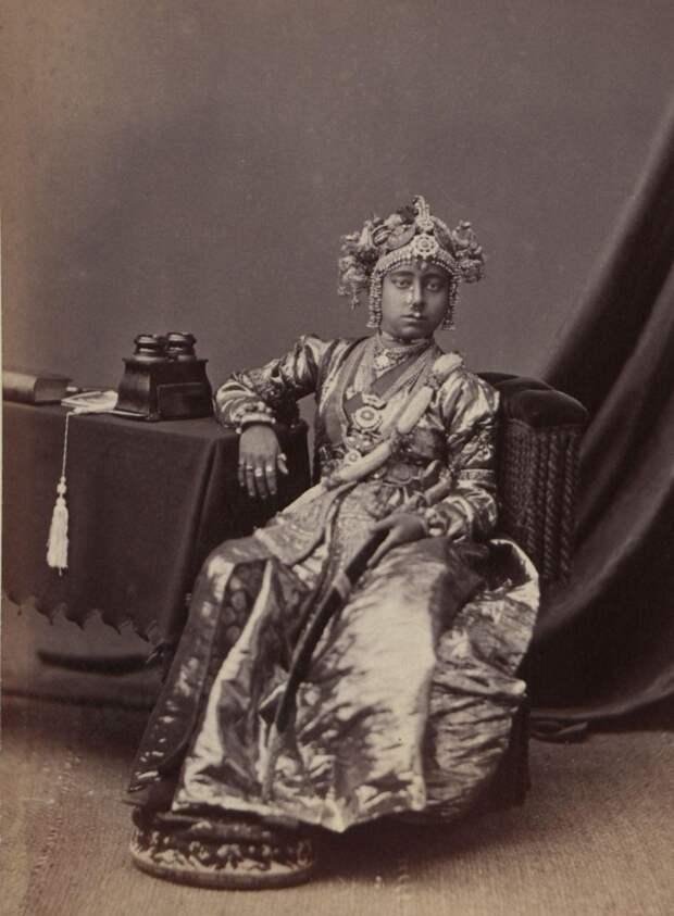 Albom fotografii indiiskih vzgliadov liudei 5