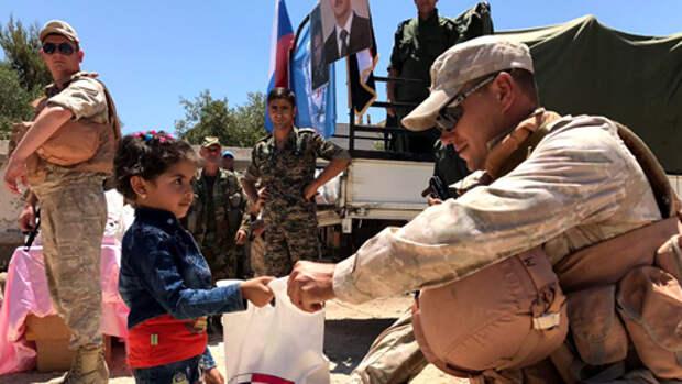 Сирия. После войны