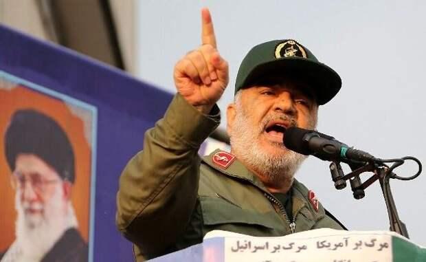 КСИР Ирана одним ударом неограничится: «Мынепременно отомстим США»