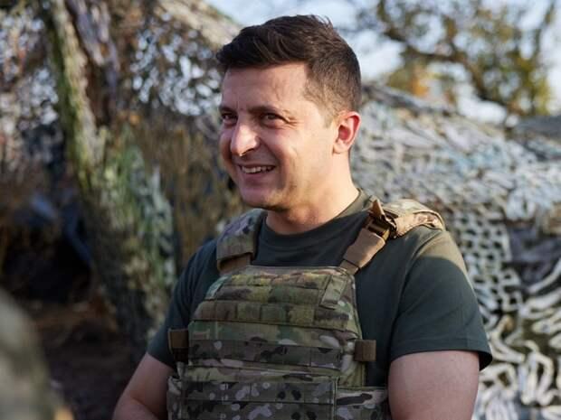 Зеленский предложил запустить параллельный «нормандскому» формат переговоров по Донбассу