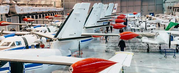 В Екатеринбурге открылось производство самолетов L-410