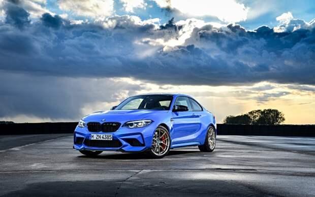 Новый экстремальный вариант BMW