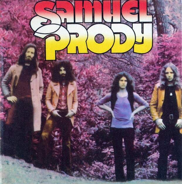 Samuel Prody. Samuel Prody 1971