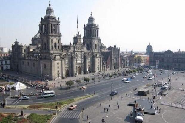 10 любопытных фактов о Мексике