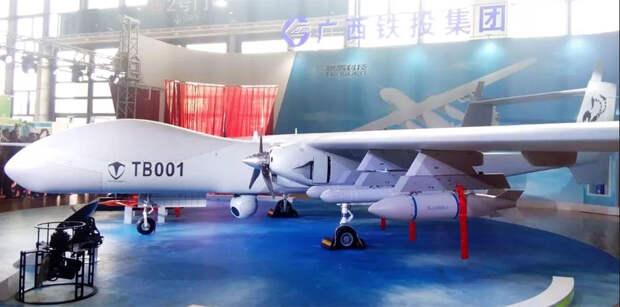 В Китае построят дрон грузоподъемностью 20 тонн