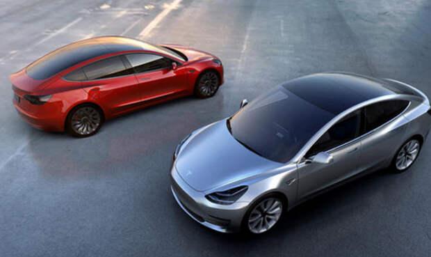 Tesla выбрасывает на рынок еще более бюджетную Model 3