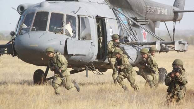 Украинский адмирал перечислил уязвимые перед российским десантом области