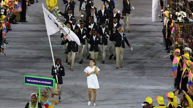 Сборная беженцев на Олимпиаде-2020: что нужно знать о команде