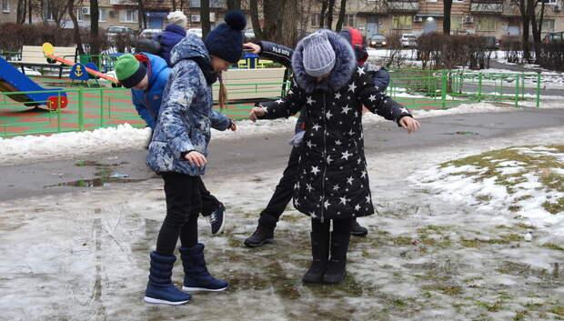 Мокрый снег ожидается в Московском регионе в середине предстоящей недели