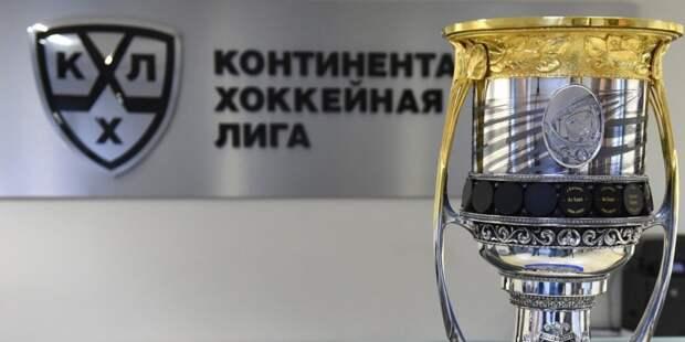 «Авангард» привезет в Омск Кубок Гагарина