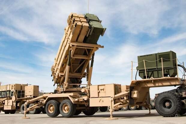США передали Румынии первую установку ЗРК «Patriot»