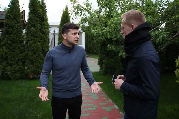 """Василий Волга: Большое интервью """"УП"""""""