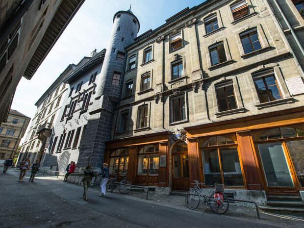 Женева: самый большой маленький город в мире