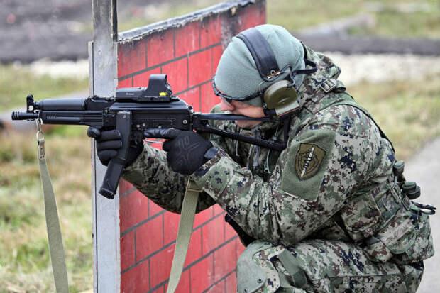 Американцы скопировали новый пистолет российского спецназа