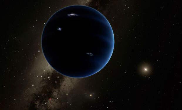 В космосе нашли блуждающую планету. В отличие от других планет, она движется не вокруг звезды, а сама по себе