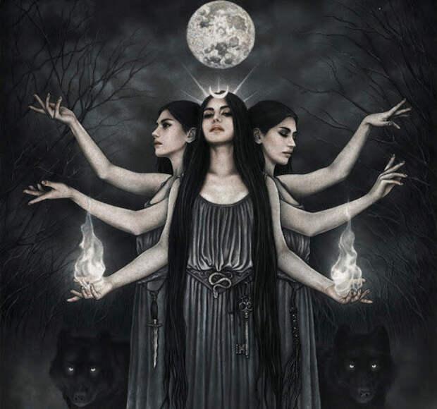 Самые грозные богини из мировой мифологии